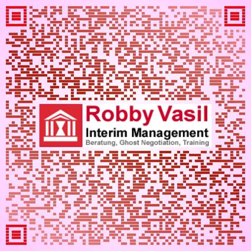 Kontakt Interim Manager Einkauf Robby Vasil